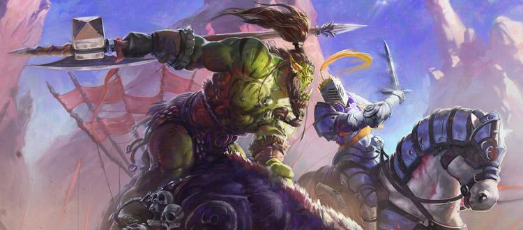 orc battle