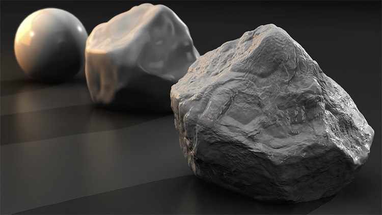 environment render techniques mudbox