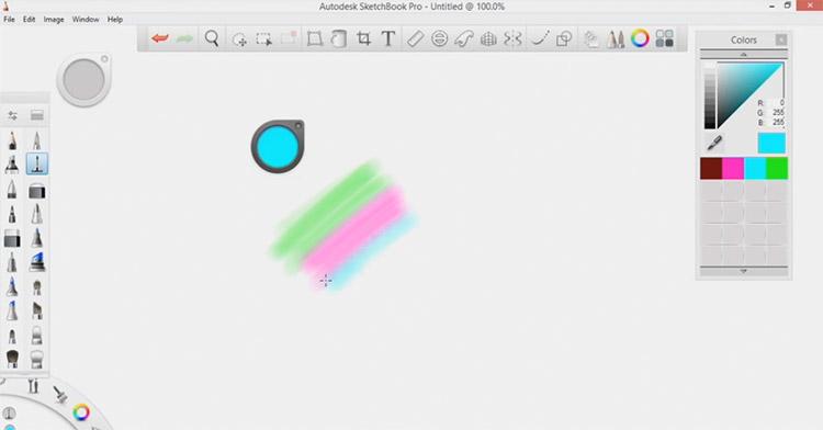 sketchbook pro 7 lynda