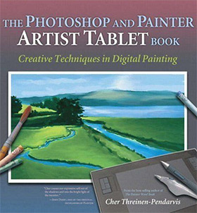photoshop painter artist tablet