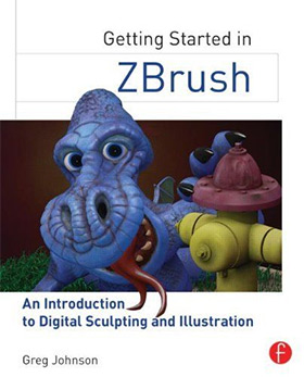 getting started in zbrush