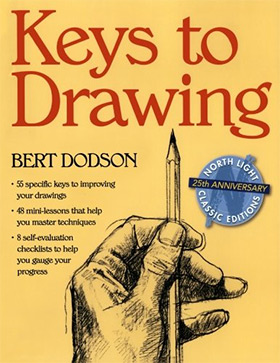 keys to drawing book
