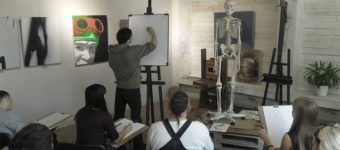 art anatomy course