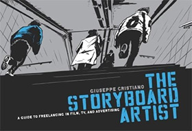 the storyboard artist book