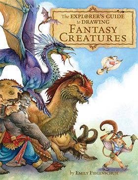 explorers guide fantasy creatures
