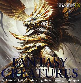 fantasy creatures painting