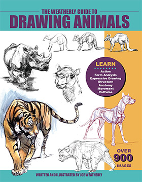 weatherly drawing animals