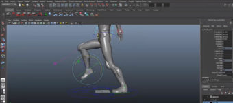 3d animation rigging