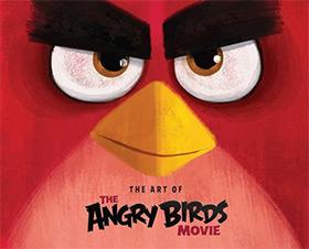 angry birds movie artbook