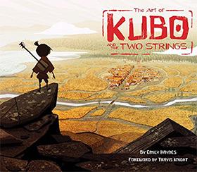 kubo two strings artbook