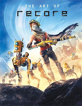 recore game artbook
