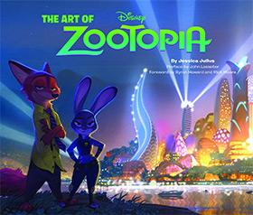 zootopia artbook