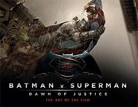 batman vs superman artbook