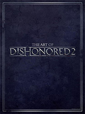 dishonored 2 artbook