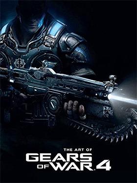 gears of war artbook