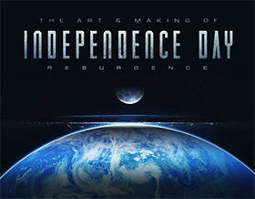 independence day resurgence artbook