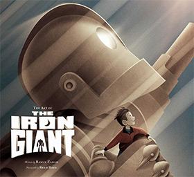 iron giant artbook