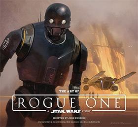 rogue one artbook