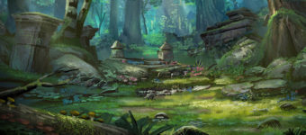 Premier Environment Painting Tutorials by Tyler Edlin