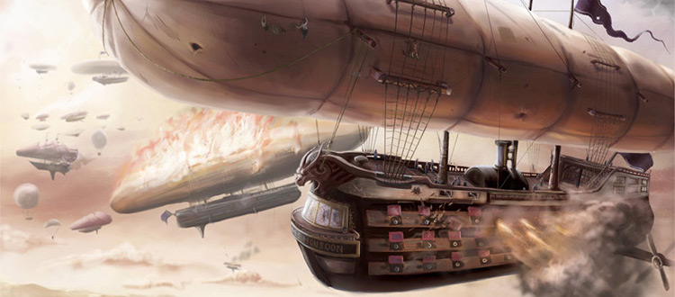 airship vehicle concept