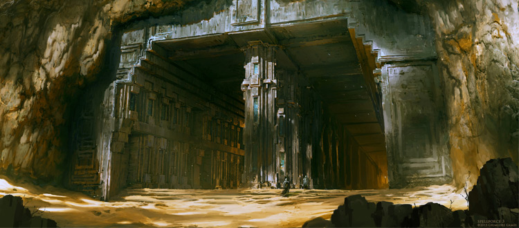 entertainment art dungeon