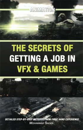 animation secrets getting job in vfx