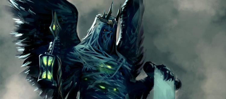 Ghost Wraith Creature Design