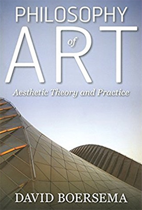 Philosophy of Art book