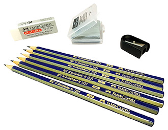 Fabel Castell pencils pack