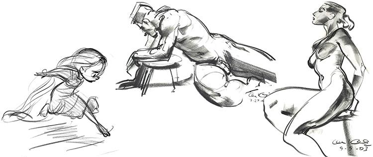 DrawingFORCE figure classes