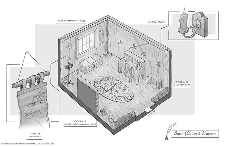 chancery concept art interior
