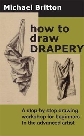 how to draw drapery
