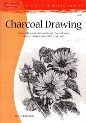 charcoal drawing goldman