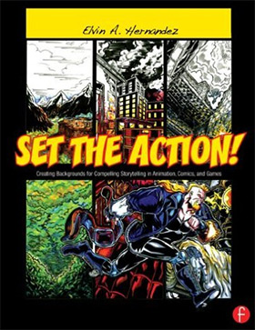set the action