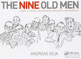 nine old men book