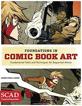 foundations comic book art