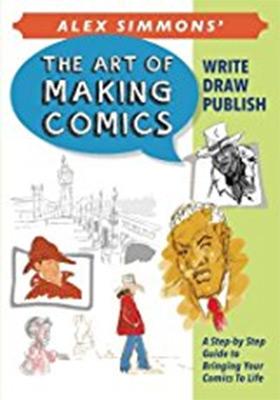 art of making comics