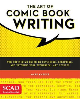 comic book writing