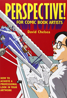 perspective comic book artists