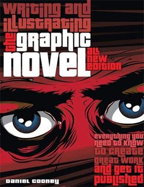 writing illustrating graphic novel