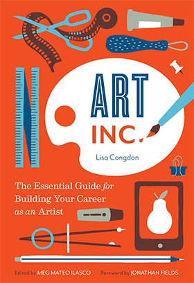art inc book