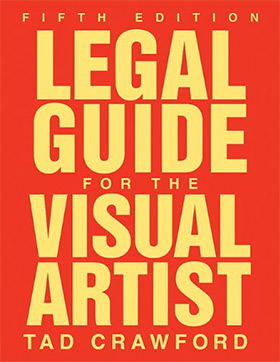 legal guide visual artists