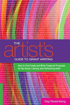 artists grant writing