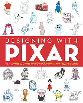 designing with pixar