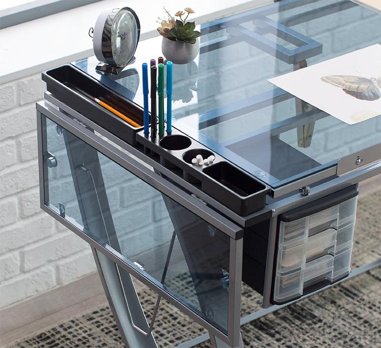 Best art desks drafting tables for artists art desk for animation malvernweather Gallery