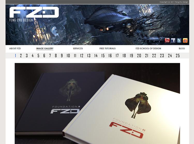 feng zhu website