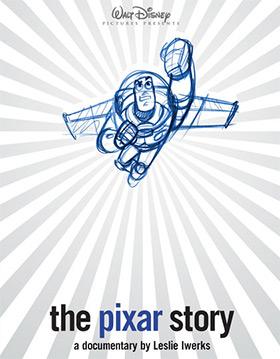 Pixar Story Documentary cover