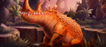 Dinosaurs And Extinct Creatures: Concept Art & Illustration Work