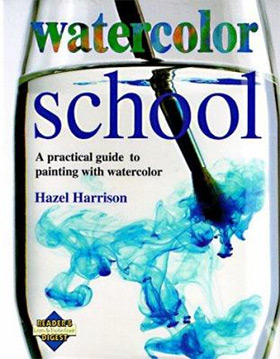 Watercolor School Cover