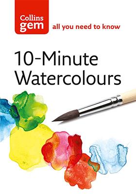 10 Minute Watercolors Book